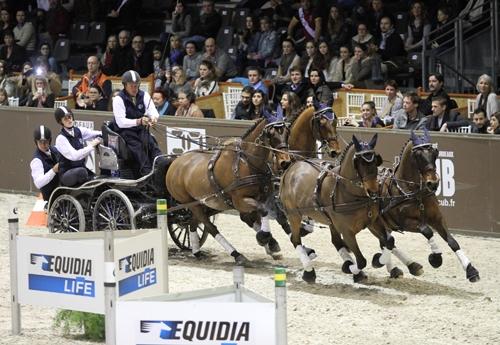 Excell remporte Bordeaux 2014