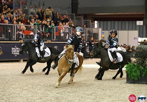 Salon du cheval de paris levage et cross poneys for Salon du cheval a paris