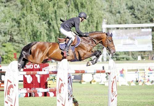 Vip du Forezan avait remporté les 7 ans à Fontainebleau avec Julien Gonin