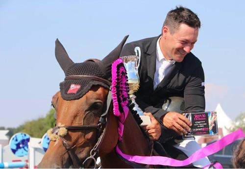 Nicolas Deseuzes et Stella de Preuilly (Photo Rock'n Horse)