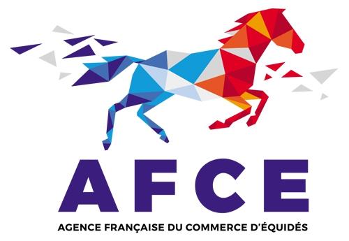 Le logo de l'Agence Française du Commerce d'Equidés