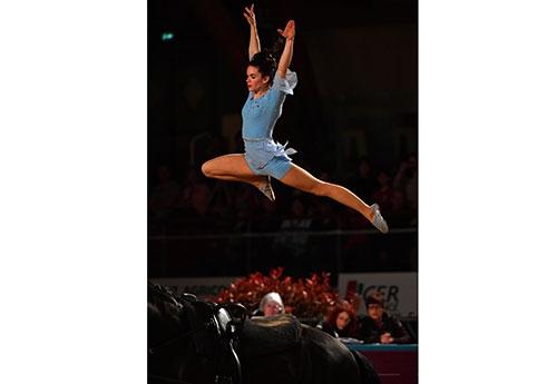 Janika Derks remporte la finale Femmes (Les Garennes)