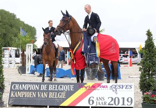 Conmitage/Manuel Thiry, champions des 6 ans ((© Temps de Poses Photography)