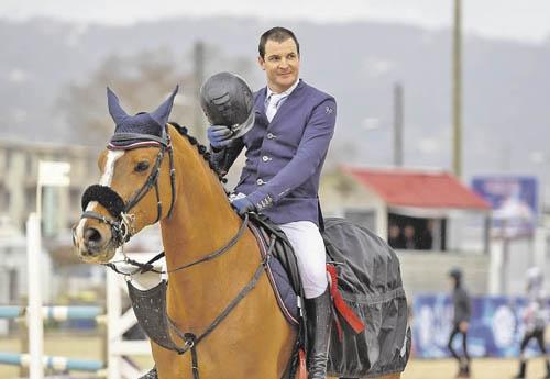 Arnaud Fontenelle, cette fois avec son Bwp Fabian Vd Ronevallei