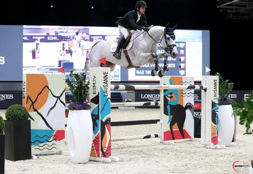 Marlon Modolo Zanotelli/Sweet Tricia (© Sportfot)
