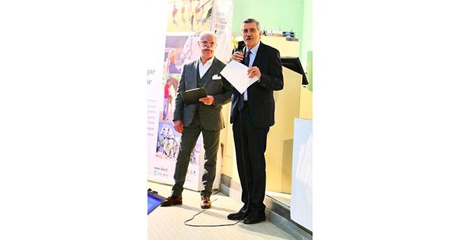 Jean-Roch Gaillet, directeur général de l'IFCE et jean-Michel Pinel, l'animateur de la session