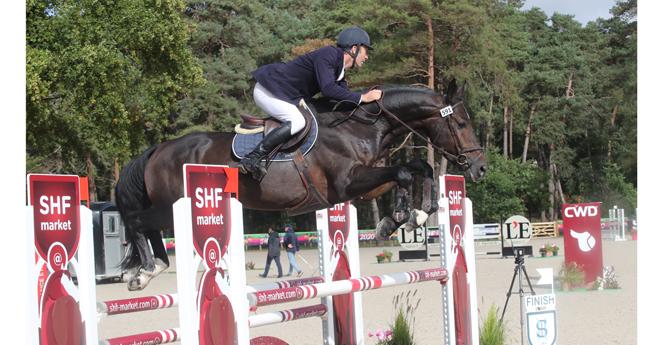 5 ans Mâles et Hongres : 5e Alexis Bouillot/Flambusart d'Albain