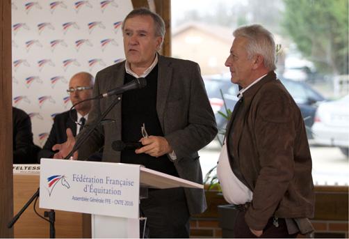 En 2016 Hervé Godignon avait recueilli 39,19% des suffrages (©ER)