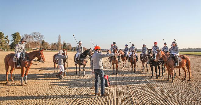 L'Académie de polo fera sa rentrée le 27 mars