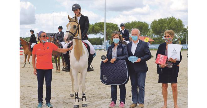 Griffon d'Or Dream Dei, team New Horses ' Dreams, Virginie Lefebvre