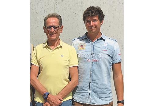 Alain et Hugo