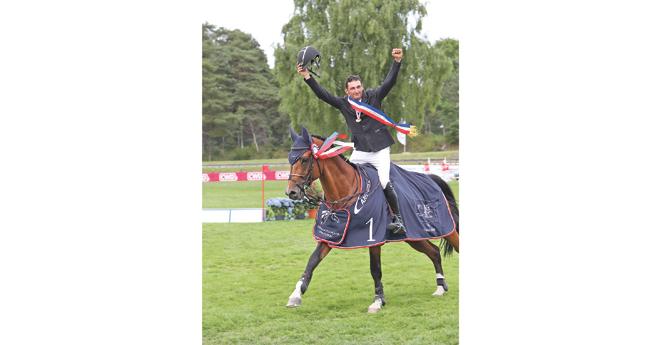 Toujours Champion de France Pro Elite avec Uitlanders du Ter (© ER)