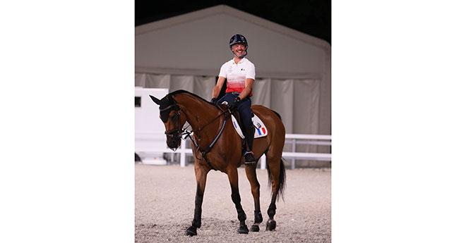 Médaillé d'or olympique à Rio, Karim entend faire savoir qu'il est prêt, et Triton Fontaine aussi ! (FFE/PSV)