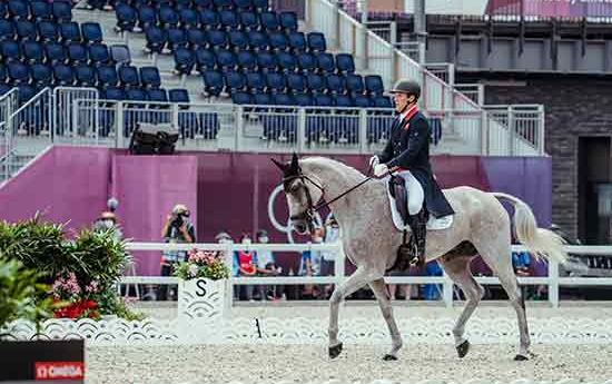 Olivier Townend: maîtrise absolue (©FEI)