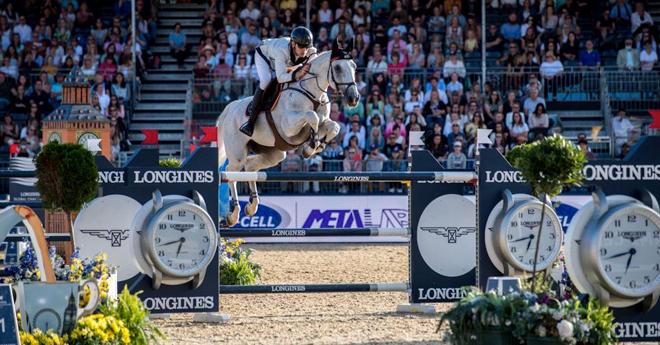 Peder Fredricson/Catch Me Not S (© Longines Global Champions Tour)