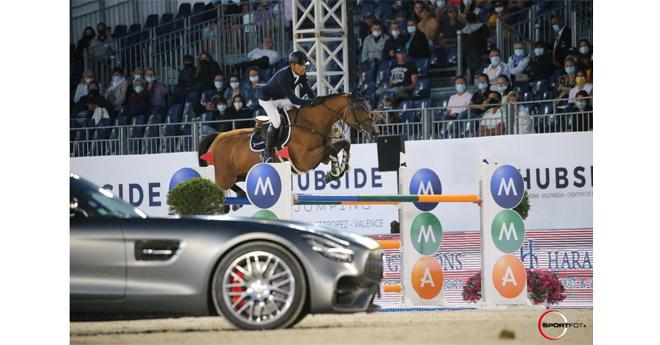 (© Sportfot/Hubside Jumping)