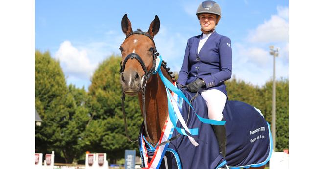 6 ans poneys : Fabiatrix d'Odival/Morgane Euriat